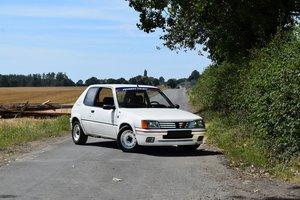 1988 Peugeot 205 Rallye 1.3
