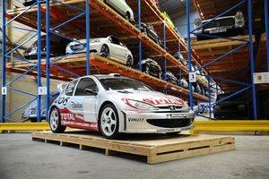 1999 Peugeot 206 WRC Show car