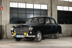 1963 Peugeot 403 B No reserve For Sale by Auction