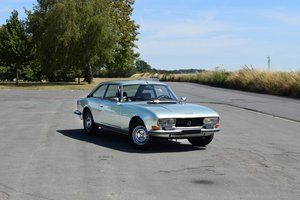 1978 Peugeot 504 coupé 2.0 Injection