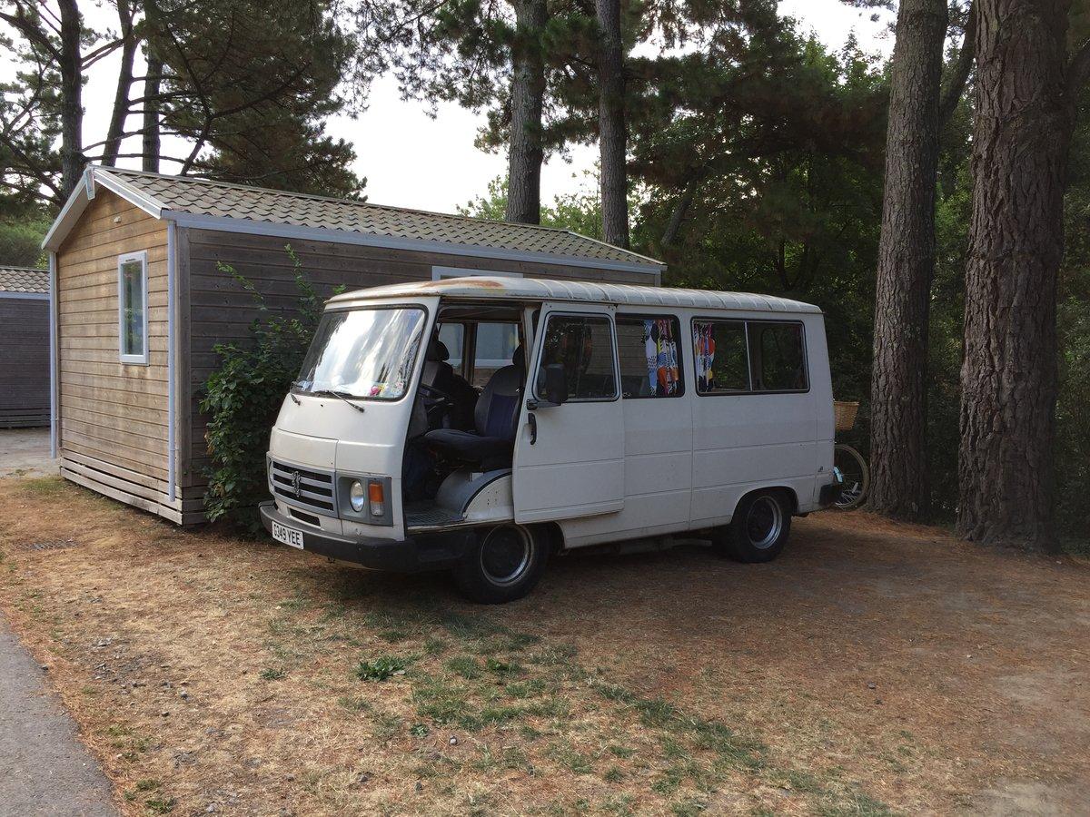 1990 PEUGEOT J9 Camper For Sale (picture 2 of 6)