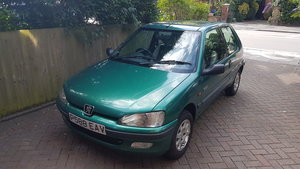 Picture of 1996 Special Edition Roland Garros Peugeot 106