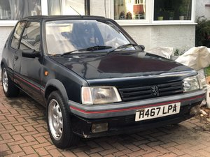 Picture of 1989 Peugeot 205 1.9 GTi