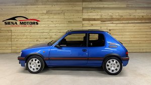 PEUGEOT 205 GTi 1.9         NOW SOLD
