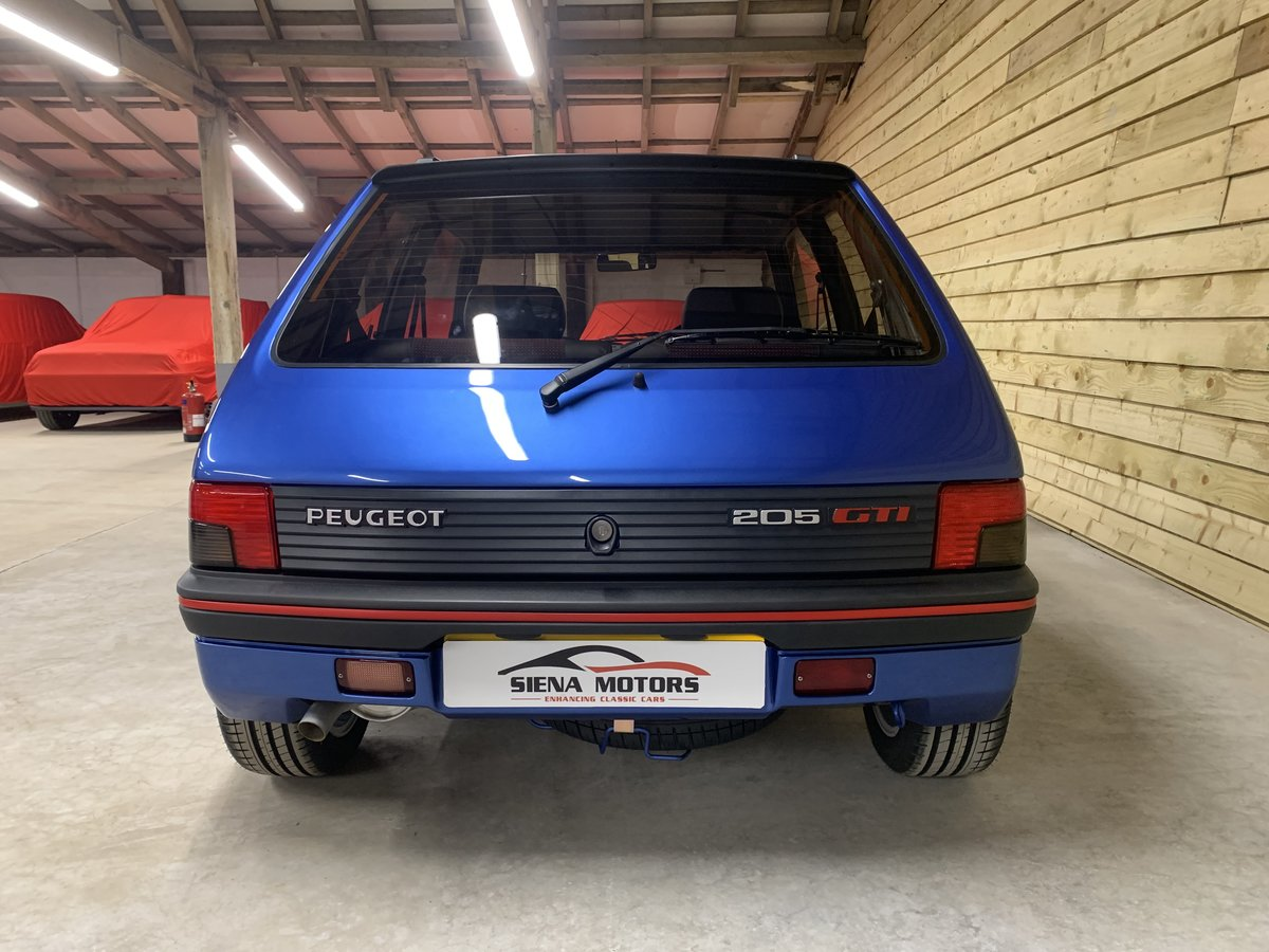 1990 PEUGEOT 205 GTi 1.9         NOW SOLD For Sale (picture 6 of 6)