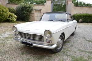 PEUGEOT 404 CABRIOLET - 1965 SOLD by Auction