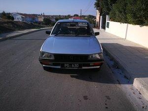 1982 Peugeot 505sr