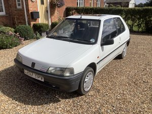 1994 Peugeot 106 Graduate