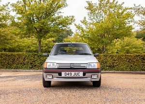 1987 Peugeot 205 GTi 1.9 Ex Sir Stirling Moss