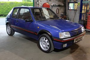 1992 Peugeot 205 Gti