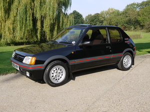 Picture of 1987 (E) Peugeot 205 GTi 1.6 - 1 Owner, Low Miles For Sale