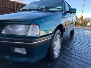 1995 Low Mileage 65k Peugeot 405 -  Lovely car -