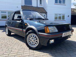 Peugeot 205 Limited Edition 1 of 300
