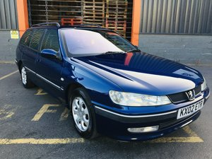 Picture of 2002 PEUGEOT 406 GTX HDI ESTATE  SOLD