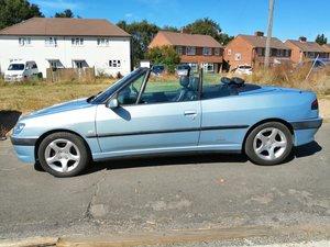 Automatic peugeot 306 cabriolet 42k miles 1.6 lt s