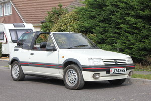 Picture of 1987 LOW MILEAGE Peugeot 205 CTI! VERY RARE EXAMPLE