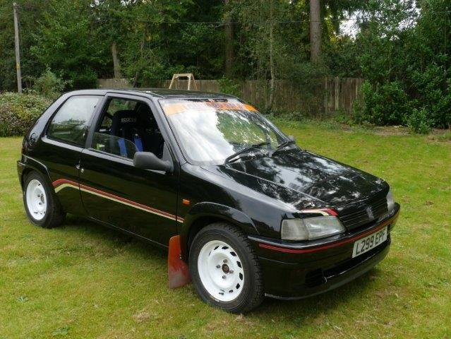 Picture of 1994 Peugeot 106 RALLYE S1 For Sale