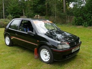 Picture of 1994 Peugeot 106 RALLYE S1