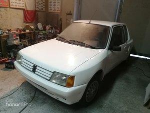 1990 Peugeot 205 1.6 Gti T16