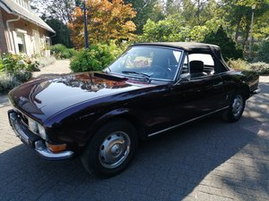 Picture of 1970 Peugeot 504 cabriolet