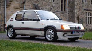 Picture of 1989 Peugeot 205 GTi 1.9 L The Legendary Hot Hatch