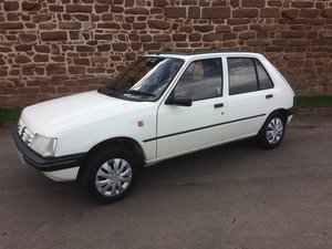 Picture of 1992 Rare 205 peugeot automatic 5dr model