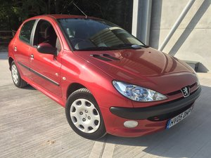 Picture of 2005/05 Peugeot 206 'Zest2' 1.4 SOLD