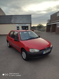 Picture of 1996 Peugeot 106 XN. V.Low 28k miles. L@@K!