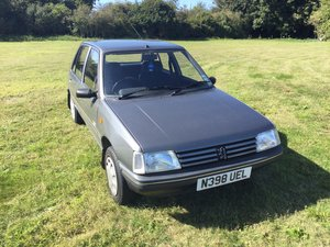 Picture of 1996 Peugeot 205 1.8 diesel.