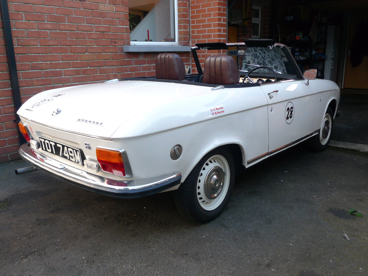 1974 Peugeot 304s cabriolet  For Sale (picture 1 of 6)