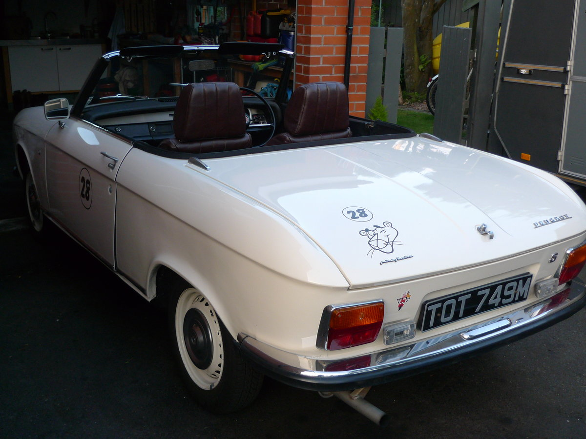 1974 Peugeot 304s cabriolet  For Sale (picture 2 of 6)