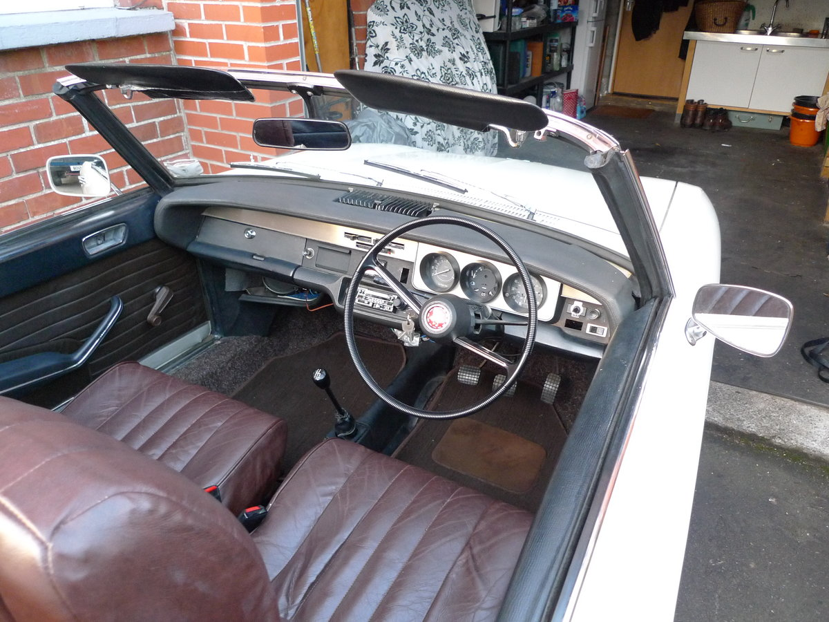 1974 Peugeot 304s cabriolet  For Sale (picture 3 of 6)