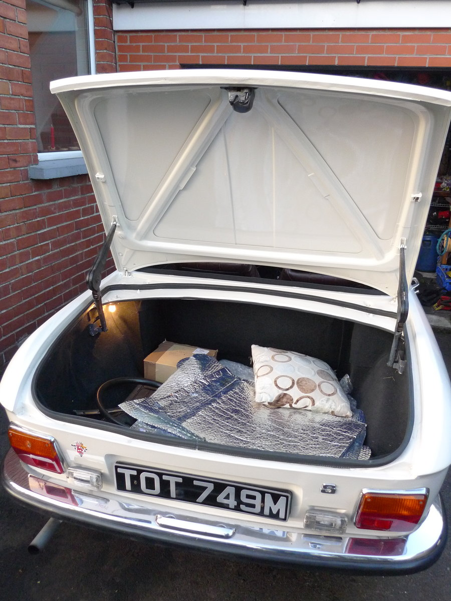 1974 Peugeot 304s cabriolet  For Sale (picture 5 of 6)