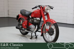 Peugeot 676Tc4 motorcycle in good condition 1953