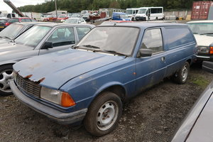 Picture of 1987 Peugeot 305 GL Van