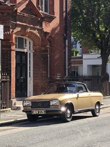 Picture of 1975 Peugeot 304 S cabriolet