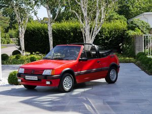 Picture of 1988 Swedish Peugeot 205 CTI