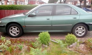 Picture of 1999 Peugeot 406 Executive (rare) model
