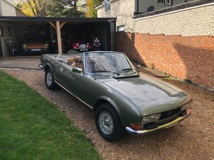 Picture of 1975 Peugeot 504 V6 Cabriolet by Pininfarina