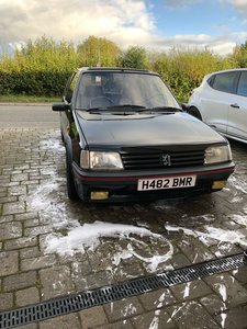 Picture of 1991 Peugeot 205 GTI