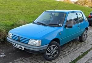 Picture of 1996 Peugeot 205 diesel 3 door