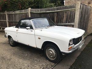 Picture of 1973 Peugeot 304 Cabriolet