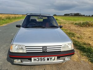 Picture of 1990 Peugeot 205 Gti