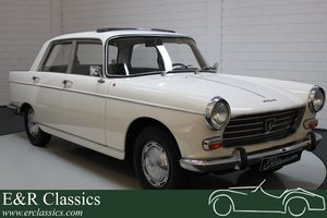 Peugeot 404 sunroof, automatic gearbox 1967