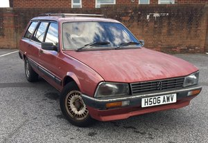 Picture of 1991 Peugeot 505 gti family estate offers