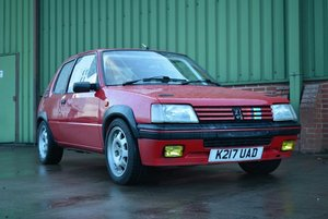 Picture of 1993 Peugeot 205 Junior For Sale by Auction