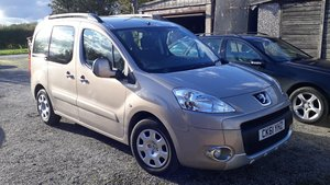 Picture of Peugeot Partner Tepee HDI 2011 Auto 38k Parking Cruise MOT S SOLD