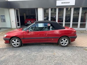 Picture of 1994 peugeot 306 cabriolet