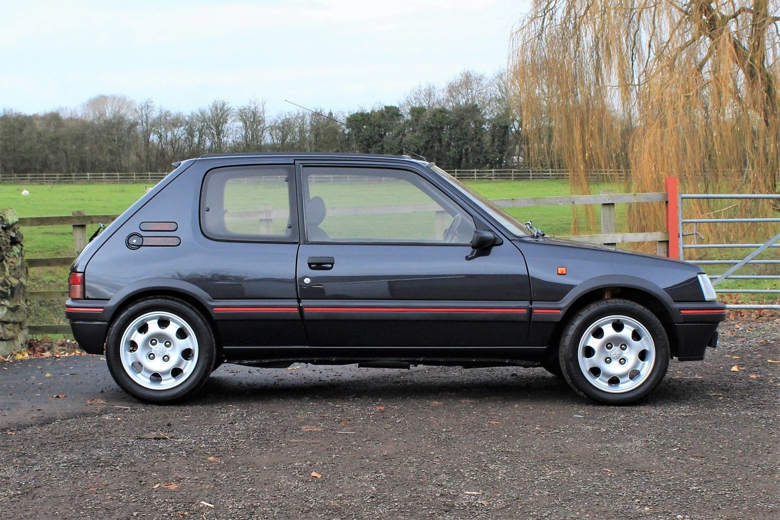 1991 Peugeot 205 GTI 1.9,65,534 miles,A/C,Seibu Japan SOLD (picture 2 of 6)