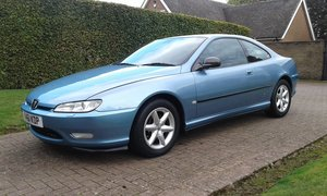 Picture of 1999 Peugeot 406 Coupe 3 .0 SE Coupe, fully restored.